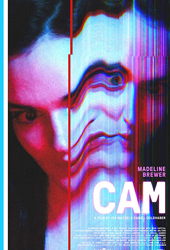 cam movie poster VOD