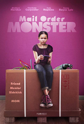 mail order monster movie poster VOD
