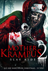 mother krampus 2 movie poster VOD