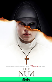 the nun movie poster VOD