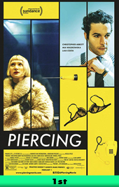 piercing movie poster VOD