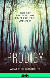 prodigy movie poster VOD