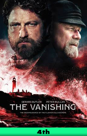 the vanishing movie poster VOD