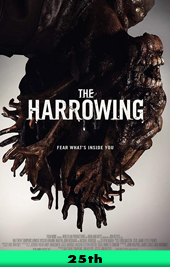 the harrowing movie poster VOD