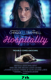 hospitality movie poster VOD