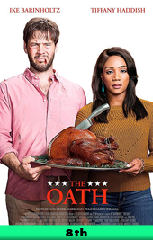 the oath movie poster VOD