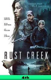 rust creek movie poster VOD