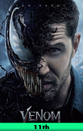 venom movie poster VOD