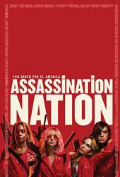 assassination nation movie poster vod