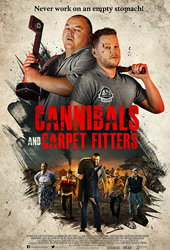 cannibals and carpetfitters movie poster VOD