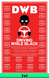 Driving While Black movie poster vod