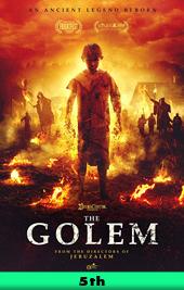 the golem movie poster vod