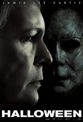 halloween movie poster VOD