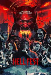 hell fest movie poster vod