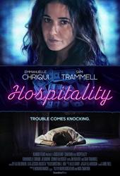 hospitality movie poster vod