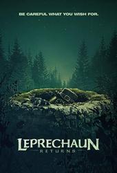 leprechaun returns movie poster vod