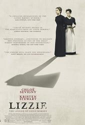 lizzie movie poster vod