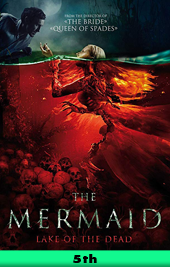 the mermaid lake of the dead movie poster vod