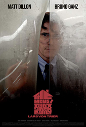 the house that jack built movie poster vod