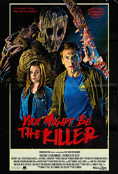 you might be the killer movie poster vod