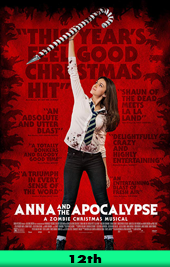 anna and the apocalyse movie poster vod