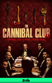 cannibal club movie poster vod