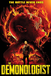 the demonologist movie poster vod