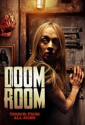 doom room movie poster vod