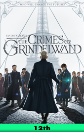fantastic beasts the crimes of grindlewald movie poster vod