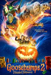goosebumps 2 movie poster vod