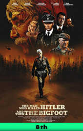 the man who killed hitler and then bigfoot