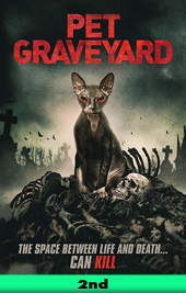 pet graveyard movie poster vod