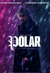 polar movie poster netflix vod
