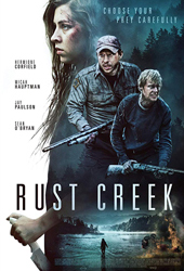 rust creek movie poster vod