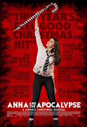 anna and the apocalypse movie poster vod