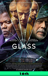 glass movie poster VOD
