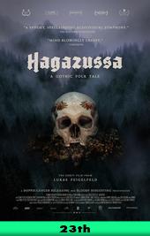 haguzussa movie poster vod