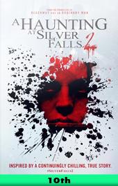 hanting at silver falls 2 movie poster vod