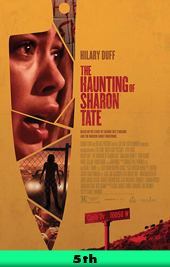 the haunting of sharon tate movie poster vod