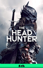 the head hunter movie poster vod
