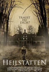 haunted hospitael heilstatten movie poster vod