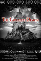 the laplaces demon movie poster vod