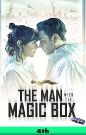 man with a magic box movie poster vod