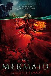 mermaid lake of the dead movie poster vod