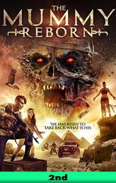 the mummy reborn movie poster vod