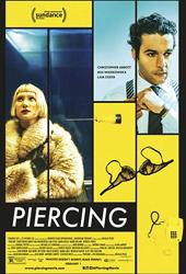piercing movie poster vod