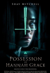 possession of hannah grace movie poster vod