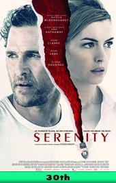 serenity movie poster vod