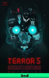 terror 5 movie poster vod