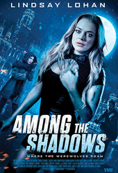 among the shadows movie poster vod